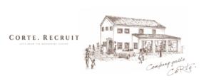 倉敷の美容室CoRte. leaf店のイラスト