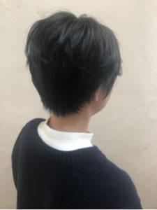 倉敷の美容室CoRte. leaf店の女性モデル