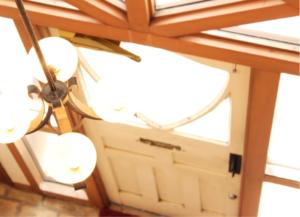 倉敷の美容院CoRte. leaf店の店内画像